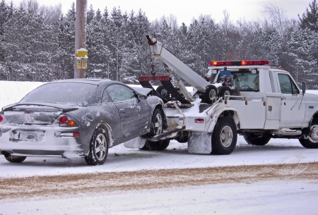 Steer Clear of Bandit Tow Trucks