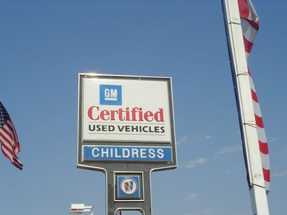 Certified Used Cars and Questionable Credit Buyers