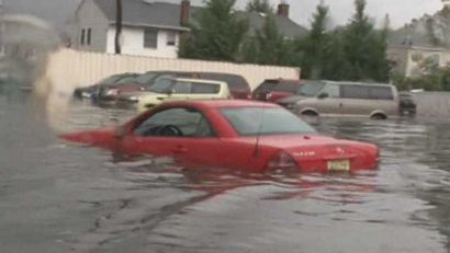 Evading Flood Damaged Cars