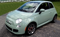 Fiat 500 - Affordable New Cars for College Graduates