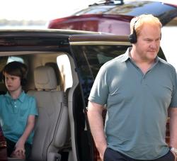 minivan, jim gaffigan