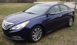 The Hyundai Sonata Hybrid
