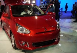 The Mitsubishi Mirage