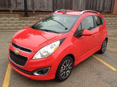 2014 Chevrolet Spark LS 1.2L