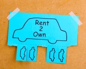 Rent to Own Cars with Poor Credit