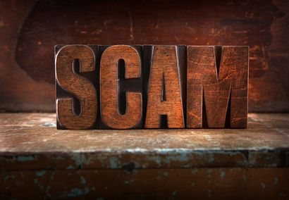 How to Recognize an Online Scam