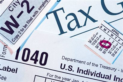 What do I need on hand when preparing my Taxes?