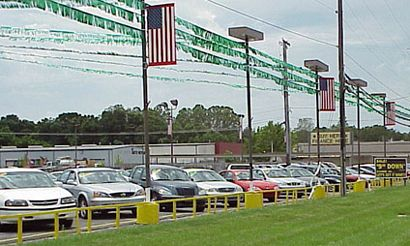 Used Car Service Contracts for Car Buyers with Credit Problems
