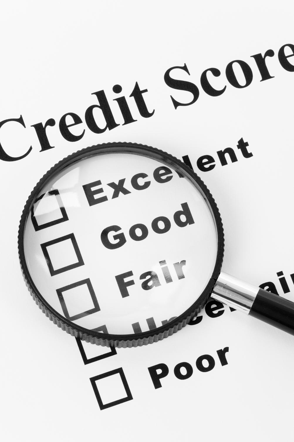 Determining Your Credit Profile
