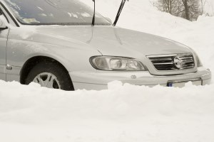 Driving in the Winter Isn't as Luxurious As Driving in the Summer