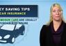 Money Saving Tips for Car Insurance
